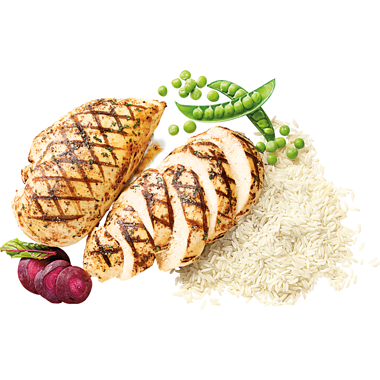 PC Nutrition First, Chicken, Rice & Pea Recipe