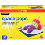Space Pops, Club Pack