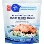 Blue Menu Wild Sockeye Salmon Fillets
