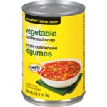 Vegetable Condensed Soup