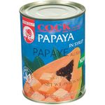 Papaya in Syrup