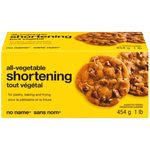 All-Vegetable Shortening