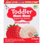 Organic Kids Mum Mum Toddler, Strawberry