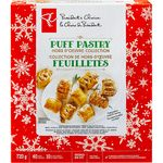 Puff Pastry Hors D'Oeuvres Collection