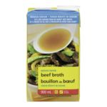 Beef Broth, Reduced Sodium