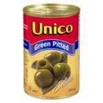 Green Olives, Pitted