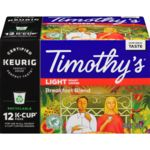 Timothy's Breakfast Blend Light Roast