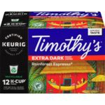 Timothy's Rainforest Espresso Extra Bold
