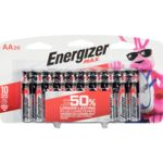 Max Batteries, AA