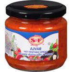 Ajvar Hot Vegetable Spread