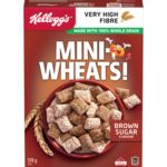Mini Wheats, Brown Sugar