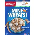 Mini Wheats, Original
