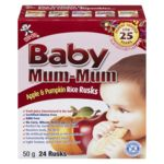 Baby Mum Mum, Apple