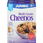 Multi-Grain Cheerios Jumbo Box