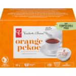 Single Serve Pods, Orange Pekoe