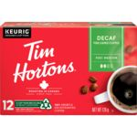 Single Serve Coffee Pods, Decaf