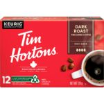 Single Serve Coffee Pod, Dark Roast