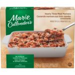 Three Meat Marinara Casserole