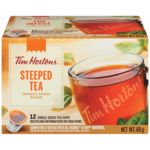 K-Cup Steeped Tea