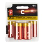 Alkaline Batteries, C4