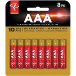 Batteries, Alkaline, AAA