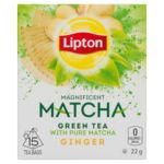 Grean Tea with Matcha, Ginger