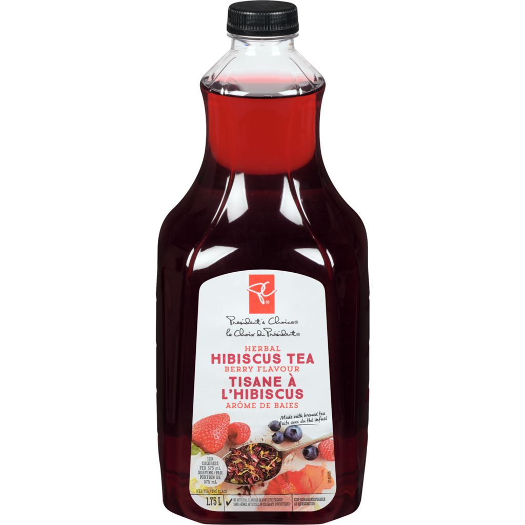Berry Flavour Herbal Hibiscus Tea Iced Tea Your Independent Grocer