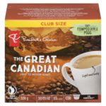 Great Canadian Single Serve Coffee Pods