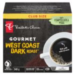West Coast Dark Single Serve Coffee Pods