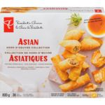 Asian Hors D'oeuvre Collection