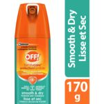 OFF! Familycare Insect Repellent Smooth & Dry