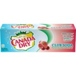 Club Soda, Pomegranate Cherry