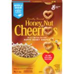 Cereal Honey Nut